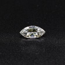White Topaz Marquise Faceted