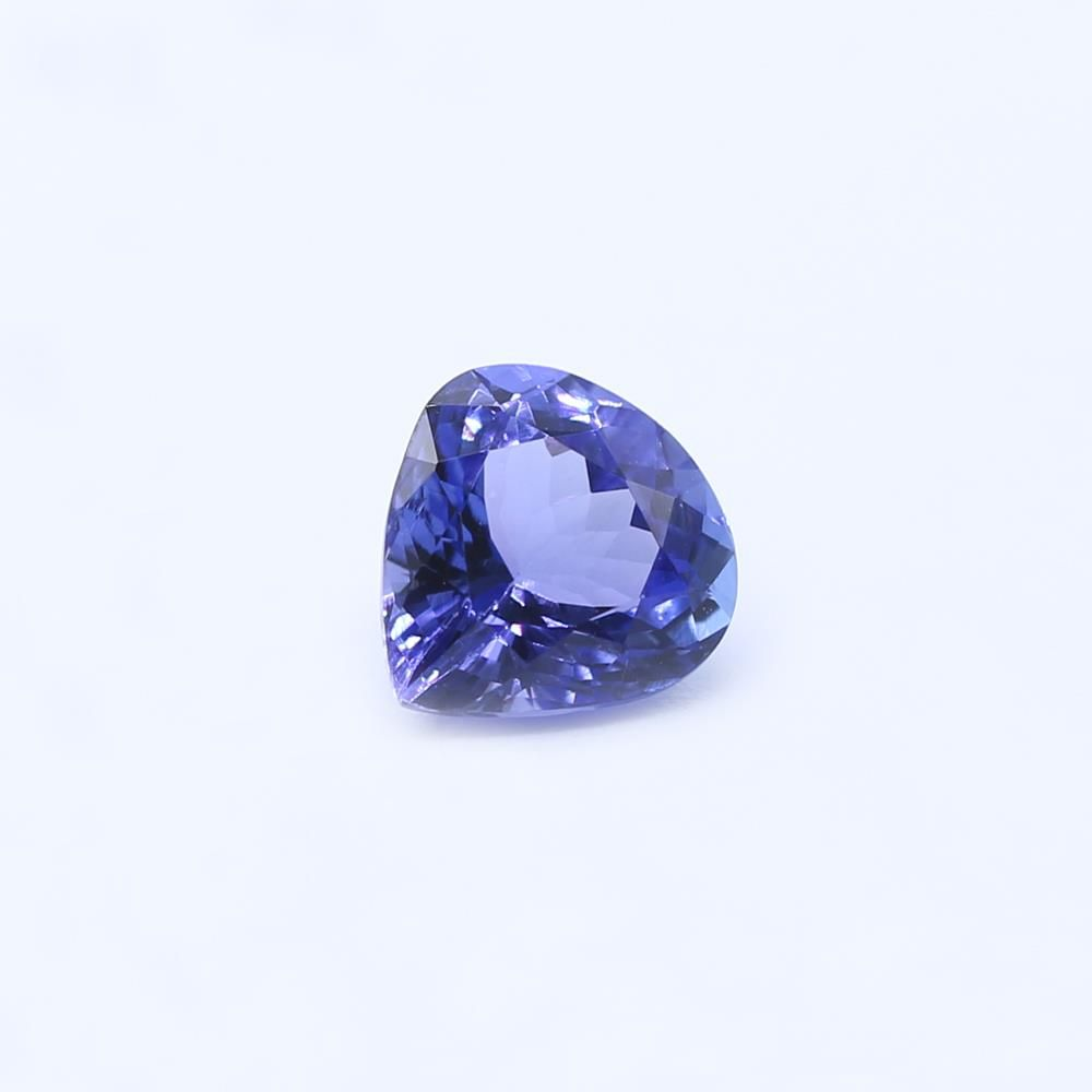 Tanzanite Heart Shape Faceted