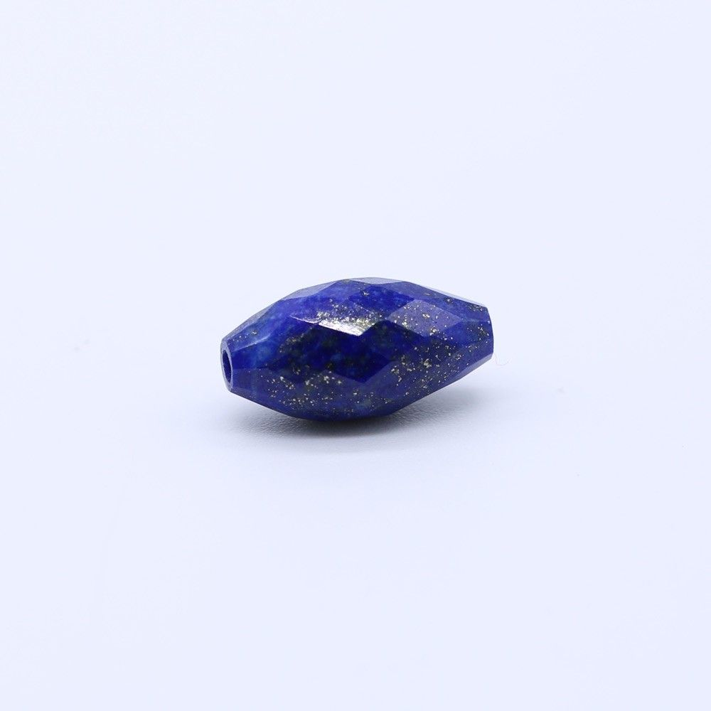 Lapis Rice Faceted