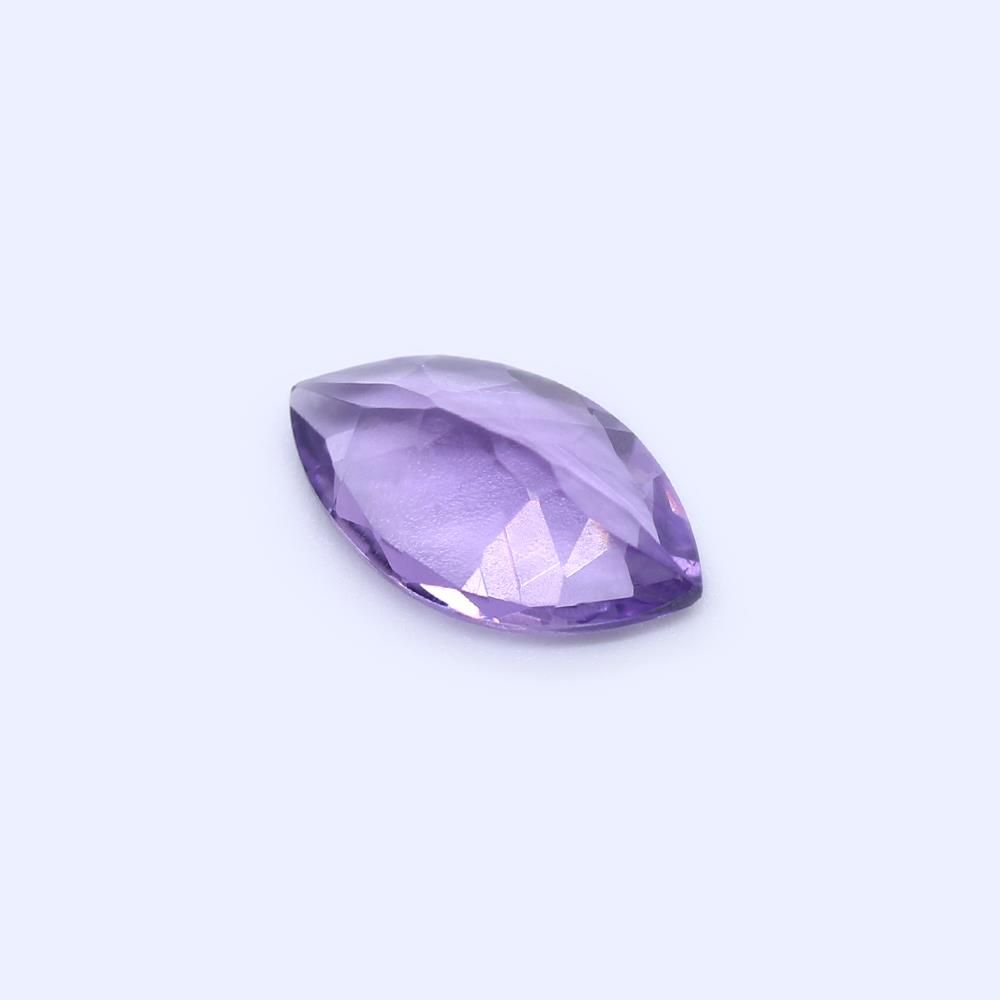 Amethyst (Brazilian) 14x8mm Marquise Faceted (Light Color)
