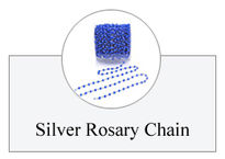 Sliver Rosary Chains