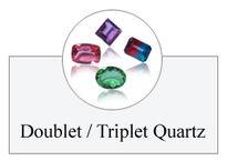 Doublet Triplet Quartz
