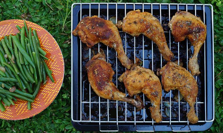 Ayam Panggang Mentega
