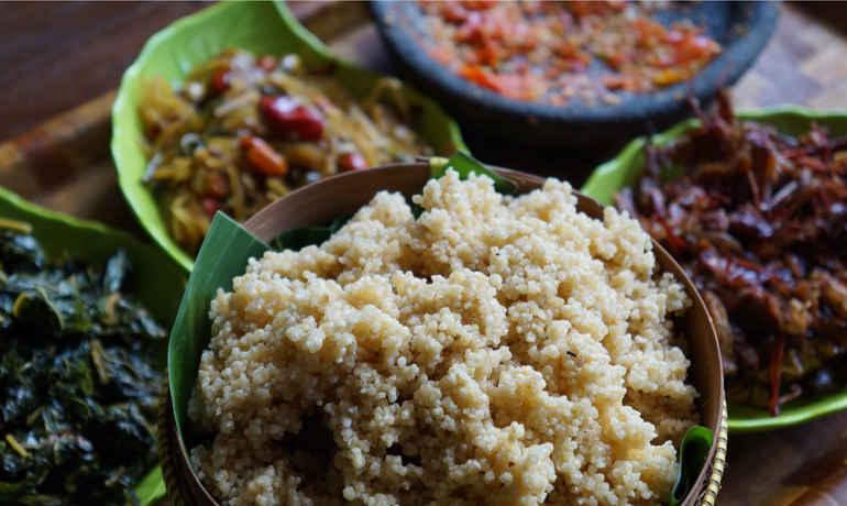 Tiwul: Kuliner Survival di Gunungkidul