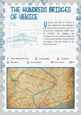 THE HUNDREDS BRIDGES OF VENICE 001