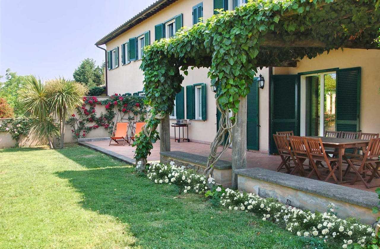 Tenuta Santa Cristina Louer une exclusif villa pur vos vacances en Italie