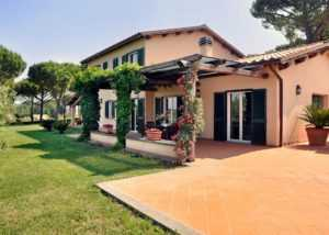 Luxury villa rentals in Italy