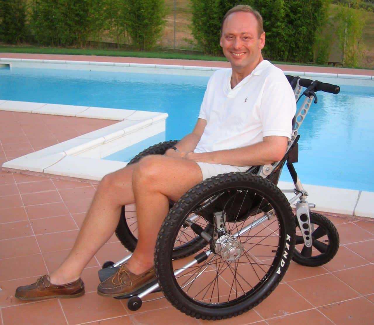 Vacanze in villa accessibile per disabili
