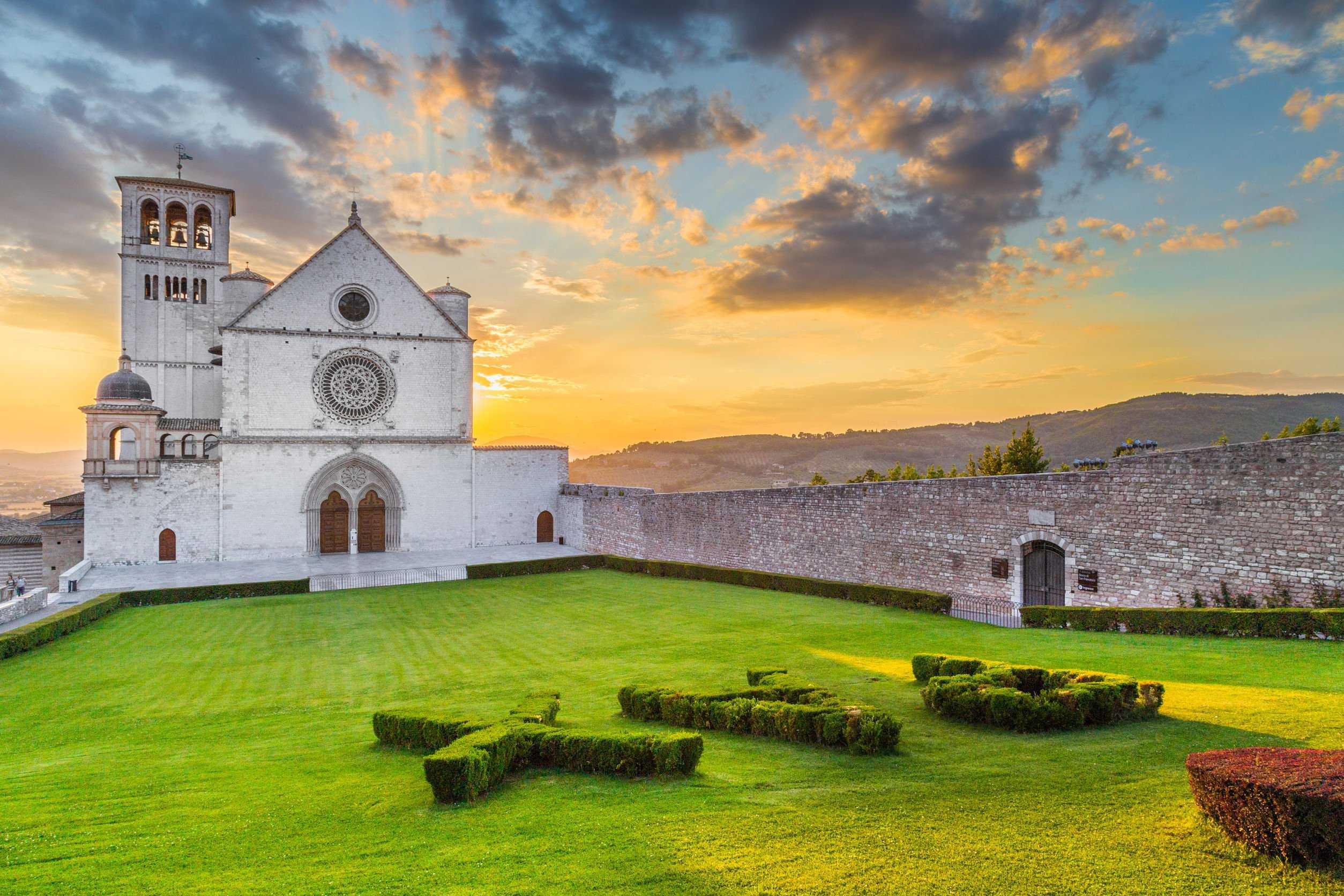Escursione ad Assisi