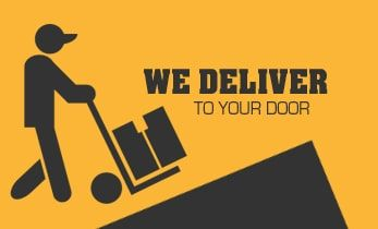 We deliver music instruments to your door