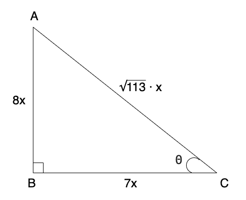 triangle-abc-with-side-values