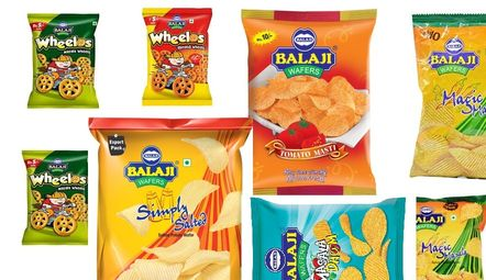 Balaji-Wafers