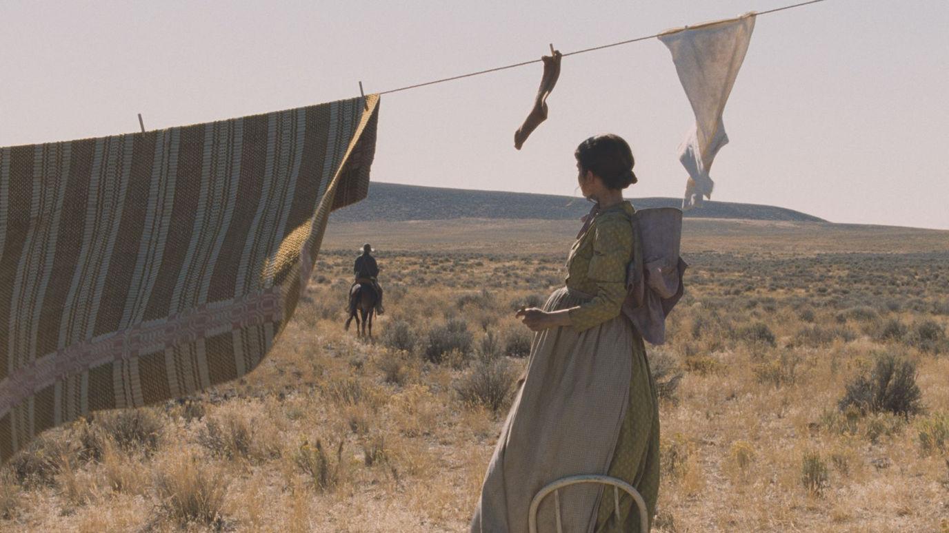 Film Still of Meek's Cutoff