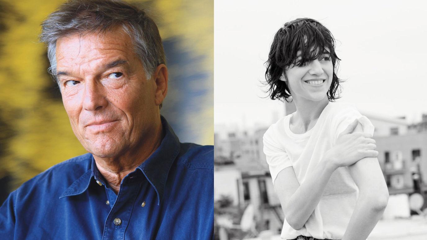 Benoît Jacquot & Charlotte Gainsbourg