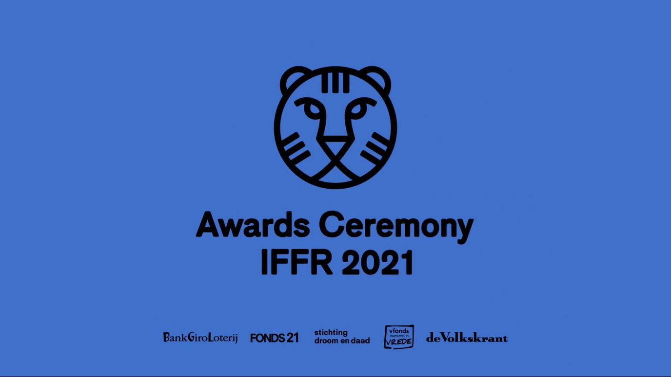 Awards Ceremony IFFR 2021