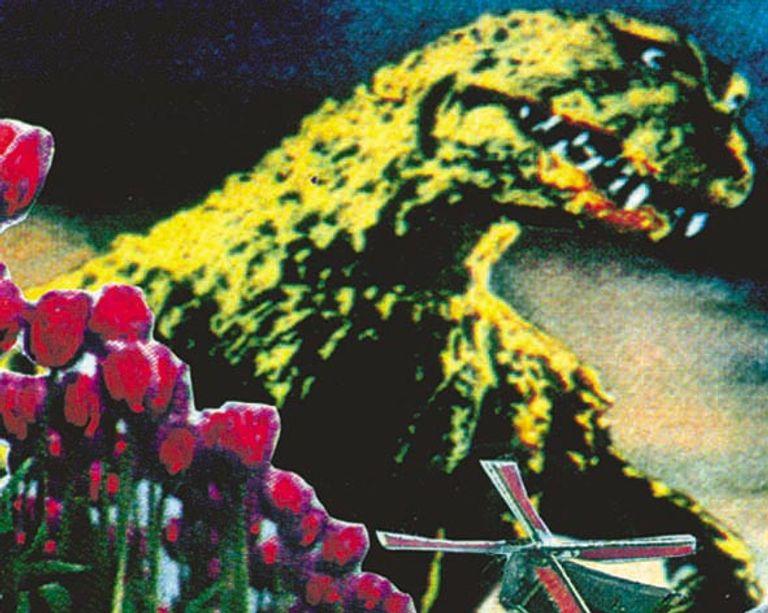 Godzilla versus the Netherlands