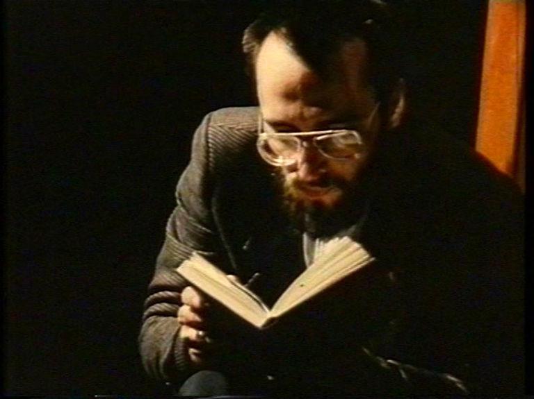 Tod eines Lesenden