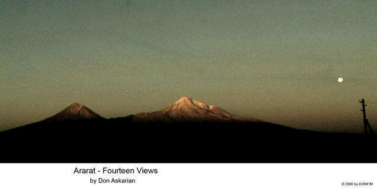 Ararat - Fourteen Views