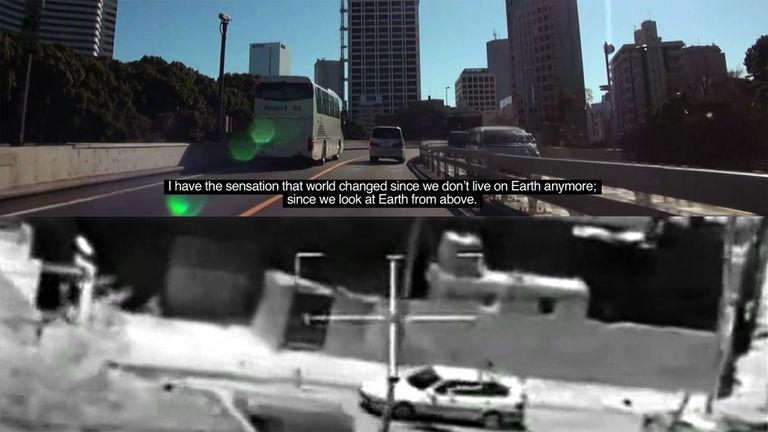 Unmanned Distances