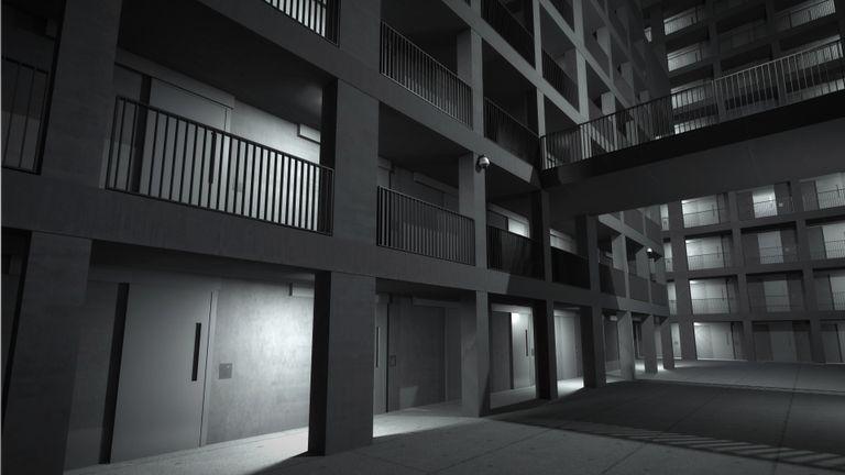 De Bunker - Het Wennen - Het Wachten - Het Licht