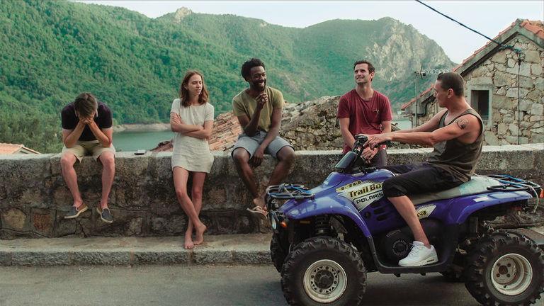 I Comete − A Corsican Summer