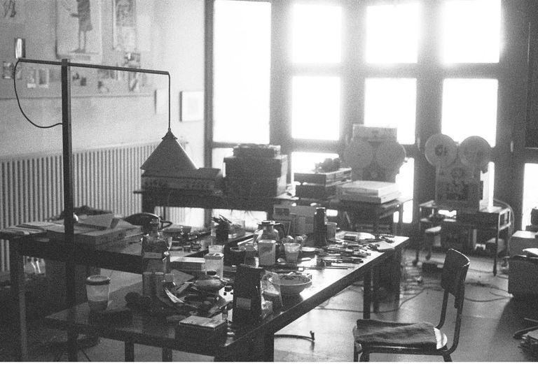 De laatste dagen van het Atelier Frans van de Staak