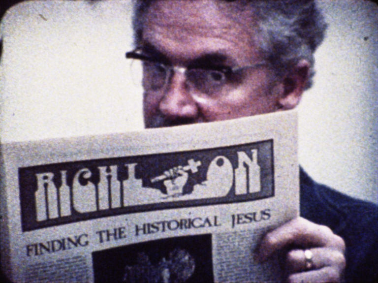 A Film of Their 1973 Spring Tour Commissioned by Christian World Liberation Front