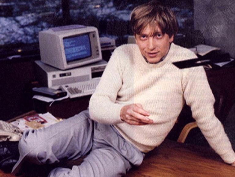 Dear Bill Gates