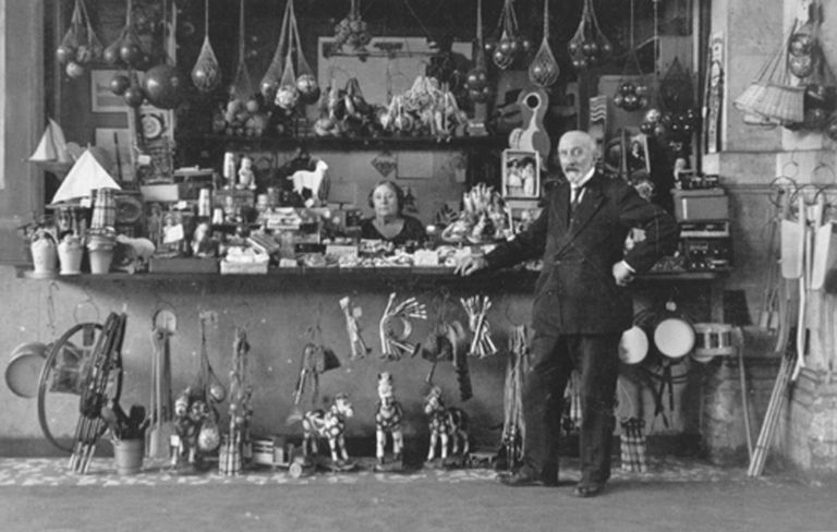 Confiseries et jouets