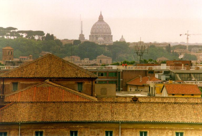 Il diavolo a Roma