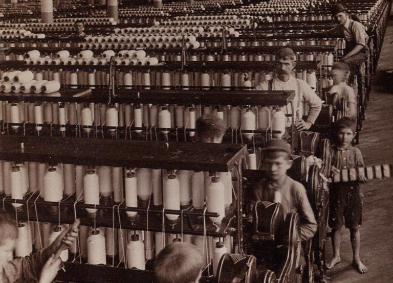 Capitalism: Child Labor