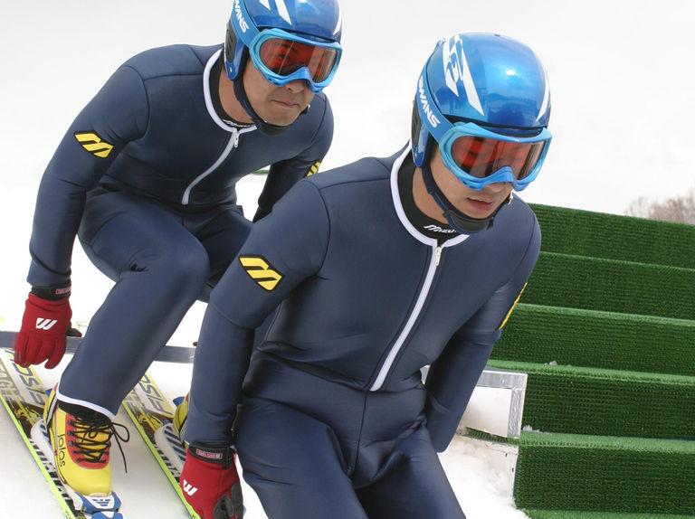 Ski Jumping Pairs - Road to Torino 2006