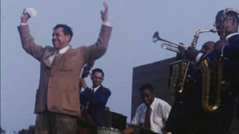 Home Movie Excerpts from Cab Calloway on Tour in South America and the Caribbean