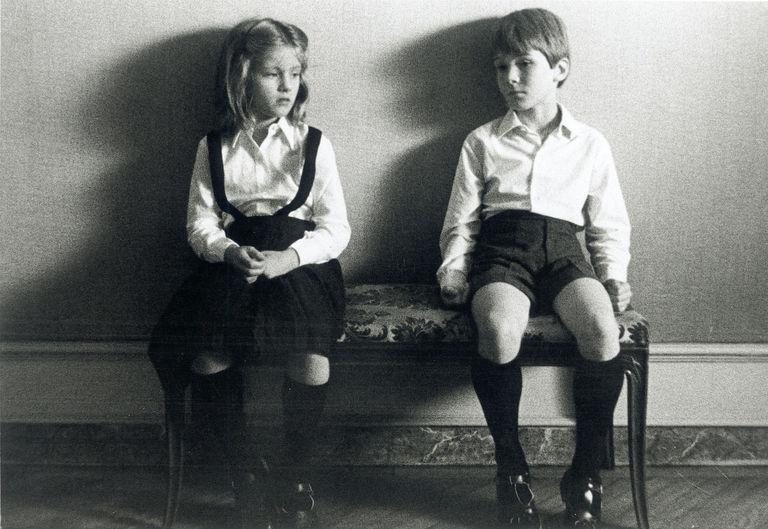 Les enfants du placard