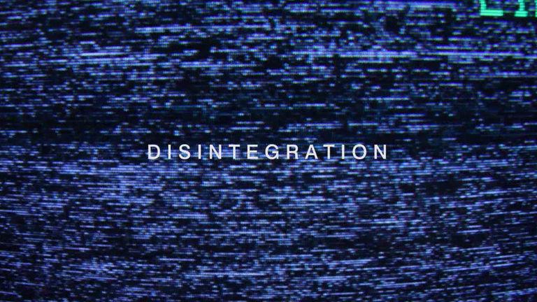 Disintegration 93-96