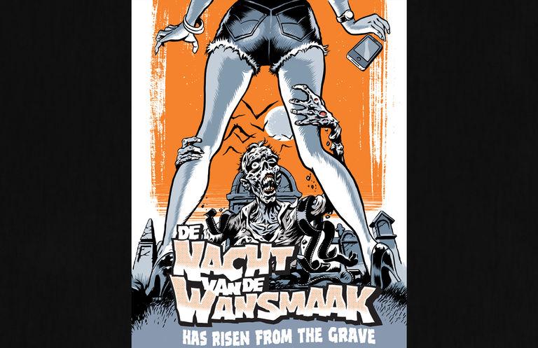 De Nacht van de Wansmaak Has Risen from the Grave!