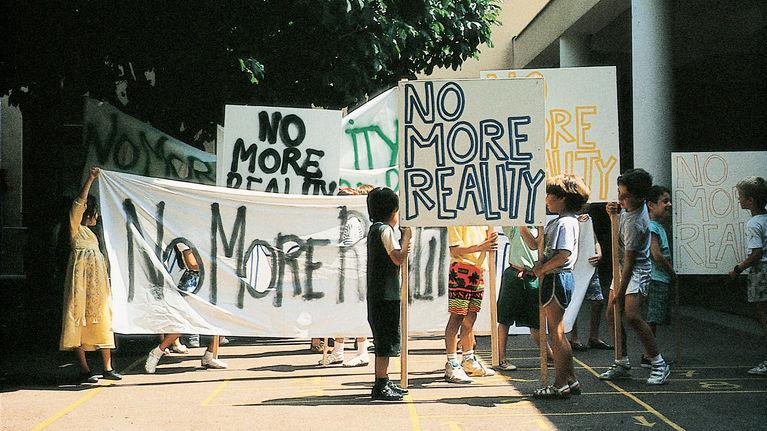 No More Reality Whereabouts