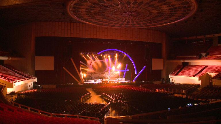 March 14 2009, Hong Kong Coliseum
