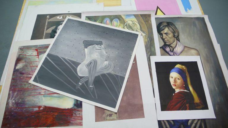 Reframing the Artist