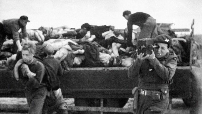 German Concentration Camp Factual Survey