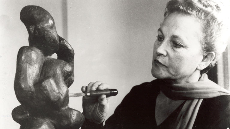 The Hidden Fountain – The World of Miriam Chalfi