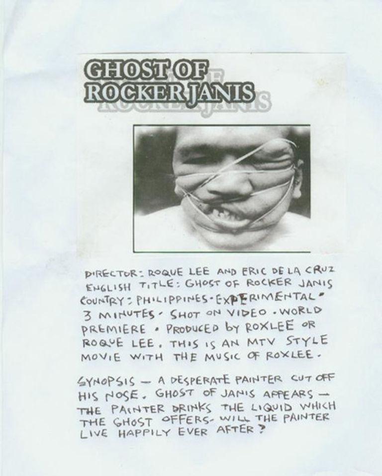 Ghost of Rocker Janis