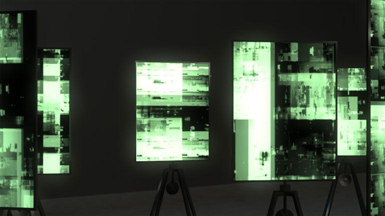 Klankvorm presents Lightforms @ V2_: SVNSCRNS