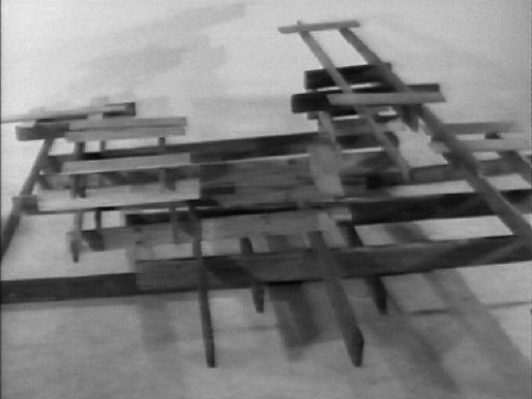 Holzstücke