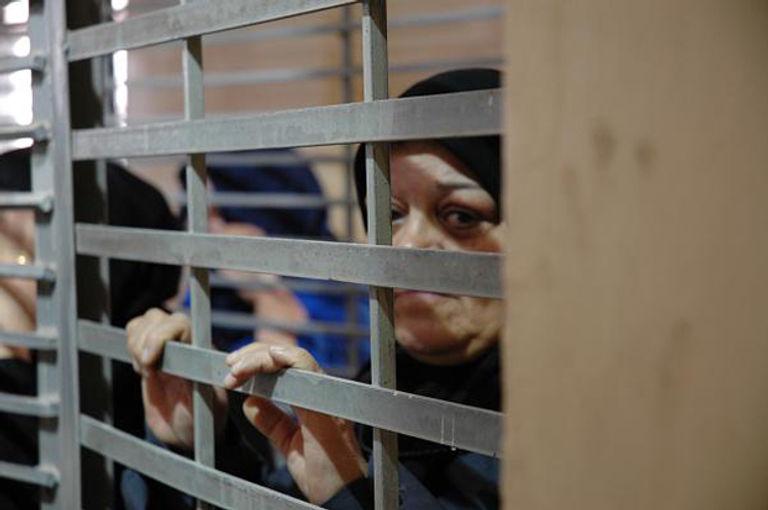 One Day in Khadimiya Prison for Women