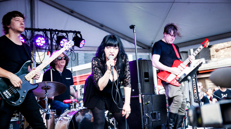 Lydia Lunch – The War Is Never Over