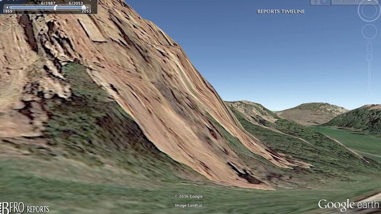 Tracking Sasquatch (field report #4)