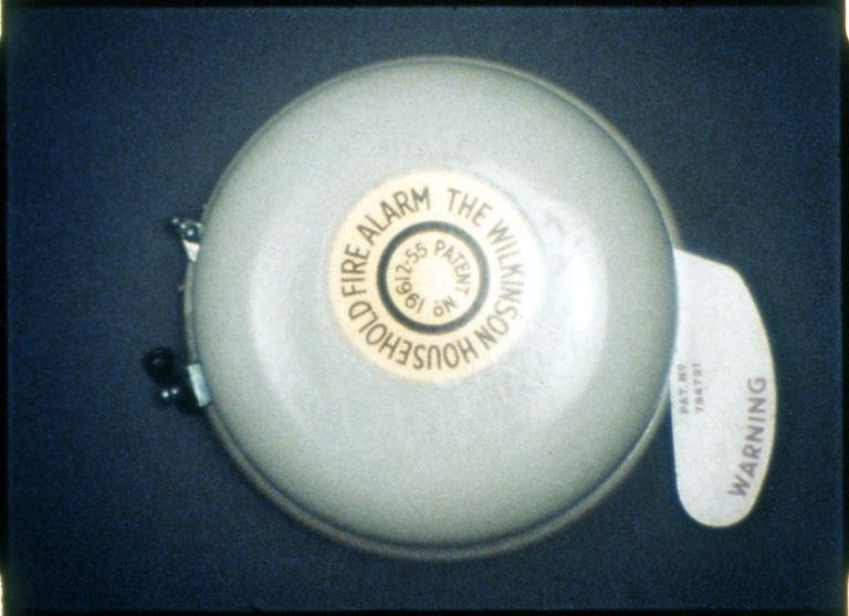 The Wilkinson Household Fire Alarm