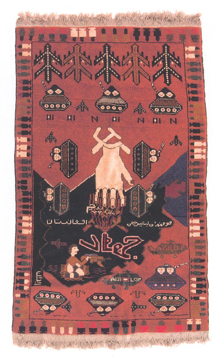 Afghan War Carpets