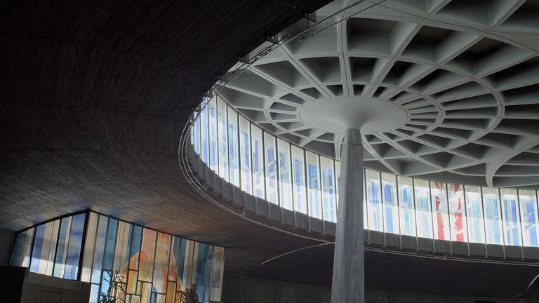 Parabeton - Pier Luigi Nervi und Römische Beton
